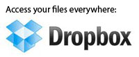 Access your files from everywhere from every device: Dropbox